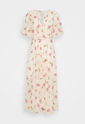 RUNGE - Day dress - rose/ecru