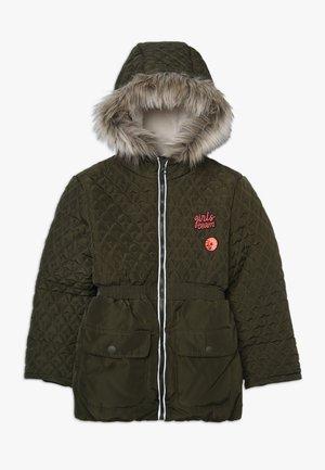 KID - Winter jacket - olive