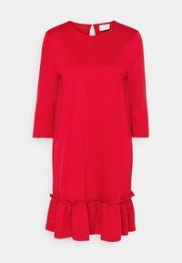 Vila - VITINNY  - Day dress - jester red - 5