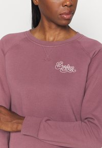 Burton - KEELER CREW - Sweatshirt - rose brown - 5