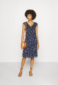 s.Oliver - Day dress - eclipse blue - 1
