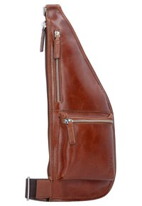 Picard - Across body bag - cognac - 2