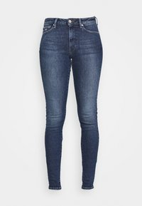Tommy Jeans - SYLVIA SUPER - Jeans Skinny Fit - lund dark blue - 3