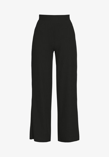 ONLNELLA PANT - Bukse - black