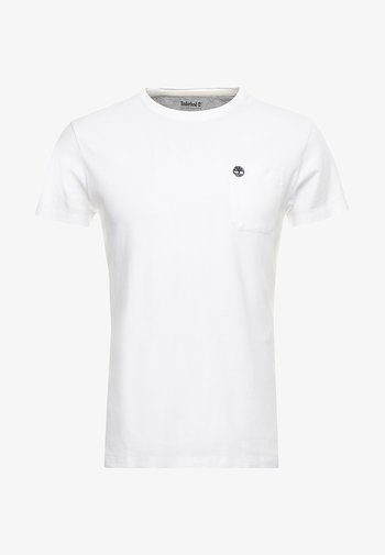 DUNSTAN RIVER POCKET SLIM TEE