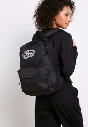 WM REALM BACKPACK - Plecak - black