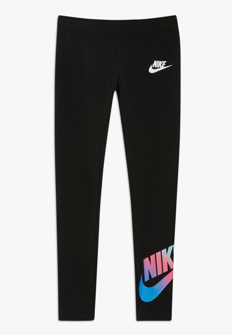 Nike Sportswear - FAVORITES - Leggings - Trousers - black
