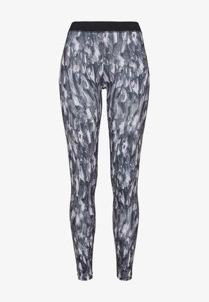 LADIES ACTIVE GRAPHIC - Leggings - Trousers - grey