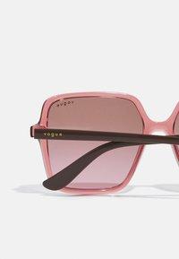 VOGUE Eyewear - Sunglasses - transparent coral - 2