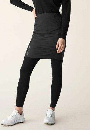 Falda de deporte - black