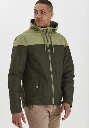 SERON - Outdoor jacket - forest night