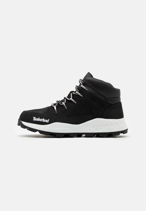 BROOKLYN EURO SPRINT - Sneakers hoog - black