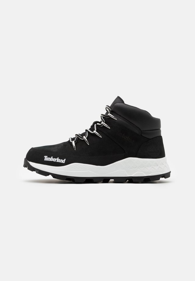 BROOKLYN EURO SPRINT - Sneakers high - black