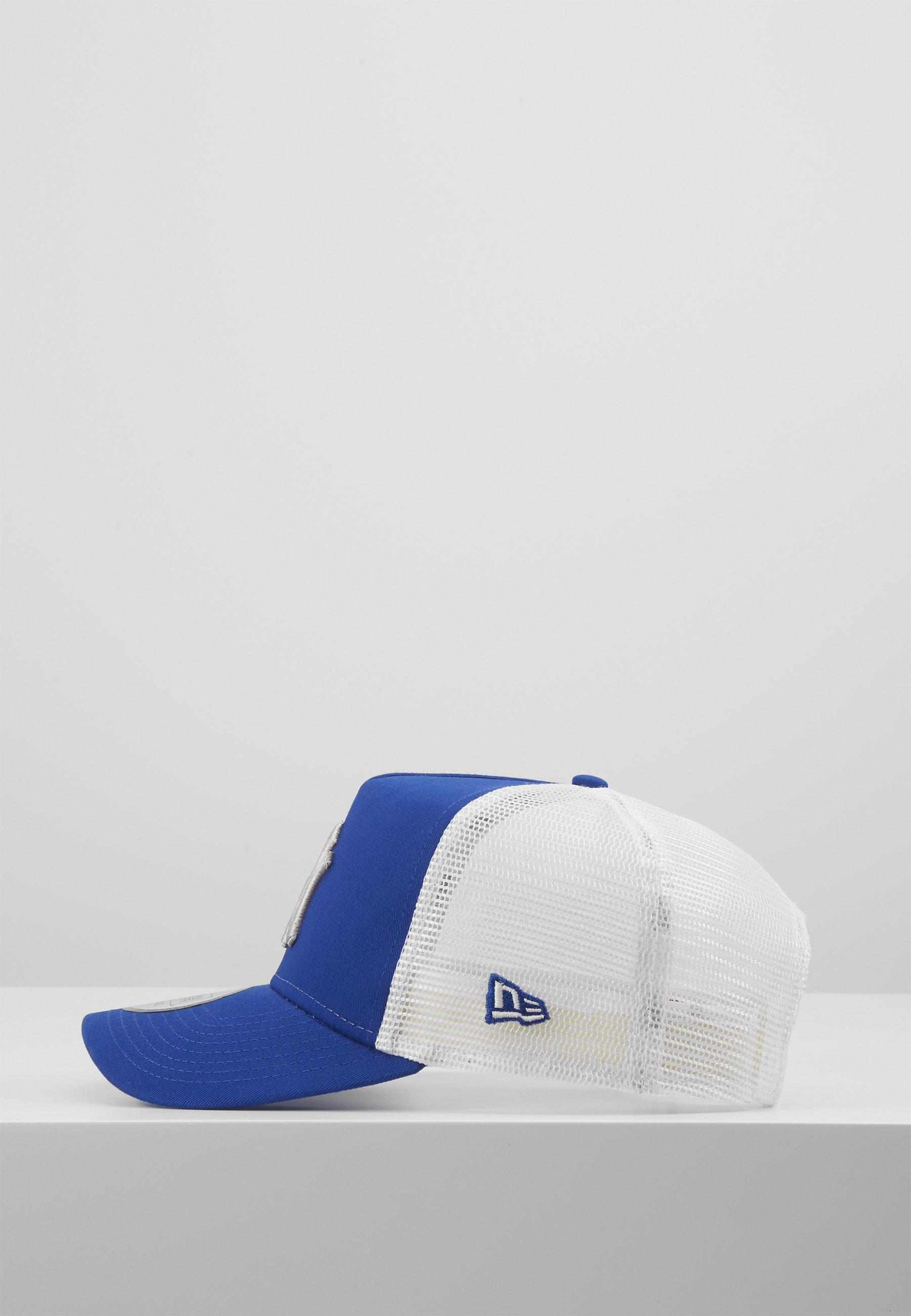 New Era LEAGUE ESSENTIAL TRUCKER - Cap - blue/blå 6nUM3XndZlsrGE2