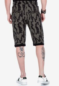 Cipo & Baxx - Tracksuit bottoms - brown - 3