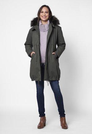 SUB-ZERO 3 IN 1 - Winter coat - khaki