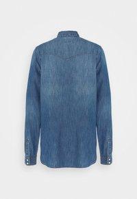 Gap Tall - Button-down blouse - medium indigo - 6