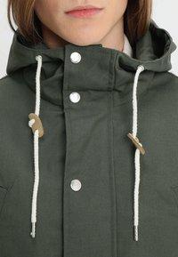 REVOLUTION - LIGHT - Summer jacket - army - 3