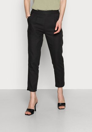 FARINA - Trousers - black