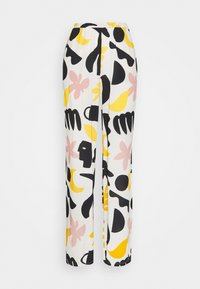 Monki - ARIA TROUSERS - Bukse - white dusty - 3