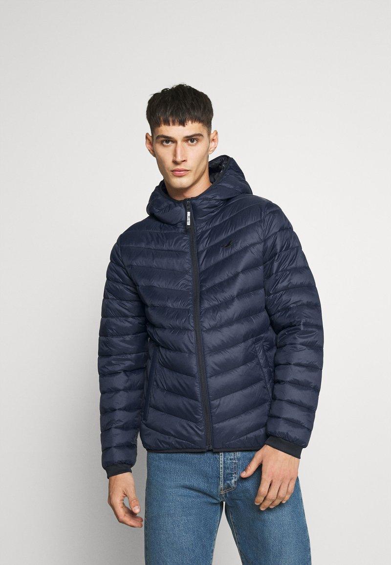 Hollister Co. - Winter jacket - navy