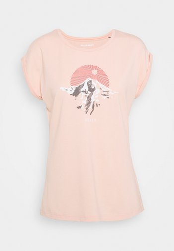T-shirt con stampa - evening sand