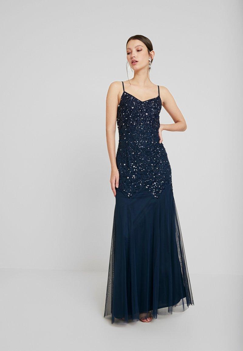 Sista Glam - LOREN - Vestido de fiesta - navy