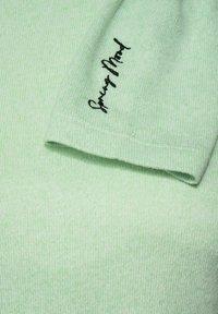 Street One - MIT KNOTEN - Long sleeved top - grün - 4