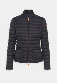 Save the duck - BLAKE - Winter jacket - black - 4