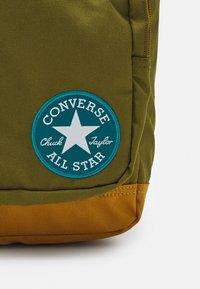 Converse - BACKPACK UNISEX - Rucksack - khaki - 5