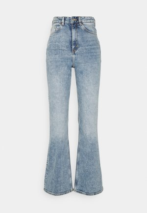 KAORI VINTAGE - Straight leg -farkut - blue medium dusty