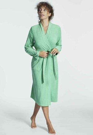 KIMONO, LÄNGE CM - Dressing gown - green