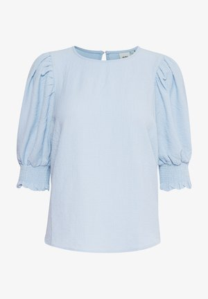 IXLOVA SS - Blouse - cashmere blue