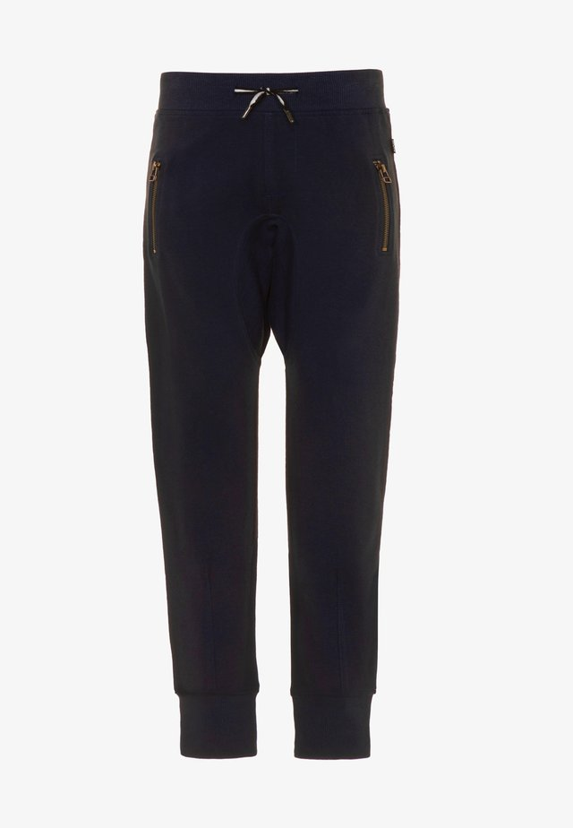 ASHTON - Tracksuit bottoms - dark navy