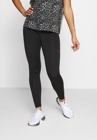 ONLY Play - ONPPERFORMANCE LEGGINGS - Tights - black - 0