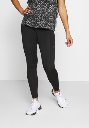ONPPERFORMANCE LEGGINGS - Leggings - black
