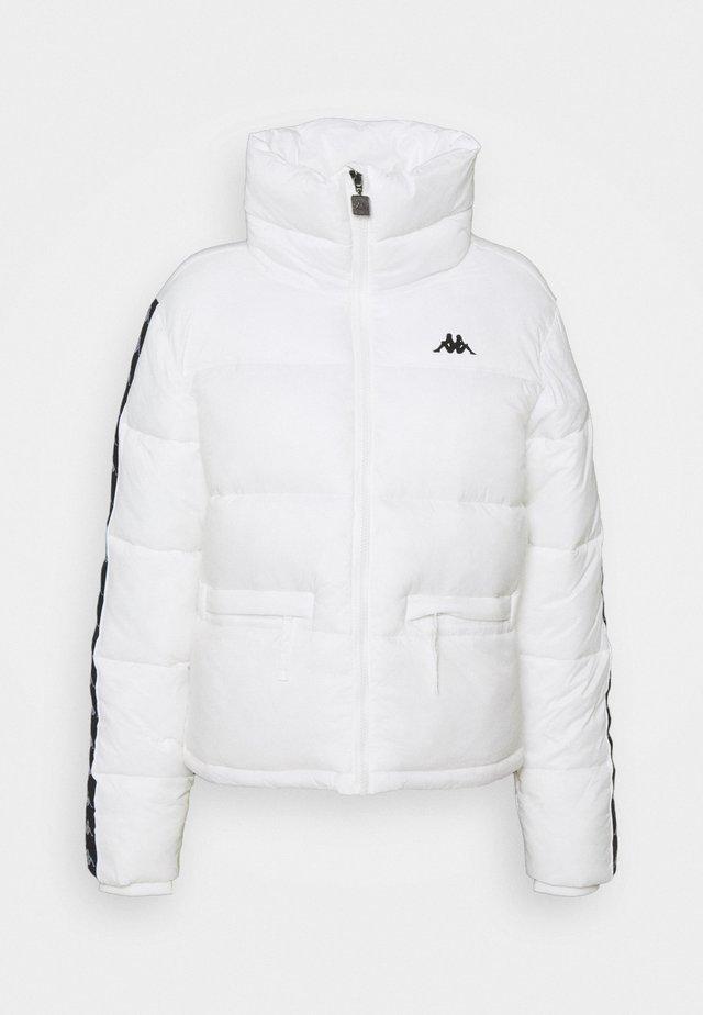 HEROLDA - Veste d'hiver - bright white