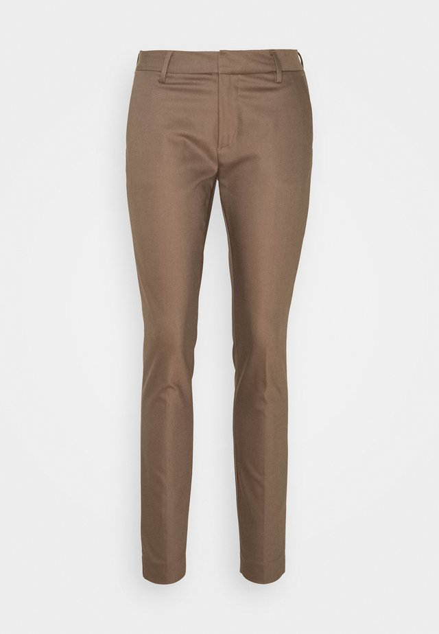 ABBEY PANT  - Broek - chocolate chip