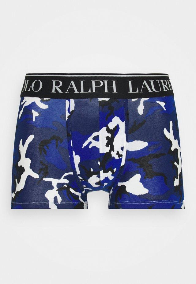 Panties - black/white/blue
