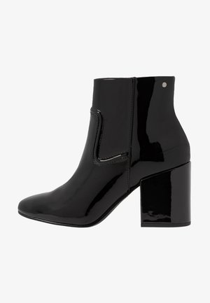 BOON VEGAN  - Ankle boots - black