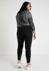 Even&Odd Curvy - Jeans Skinny Fit - black - 2