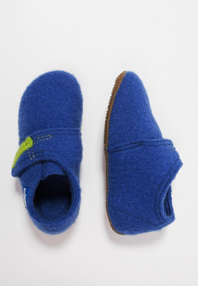Chaussons - blue