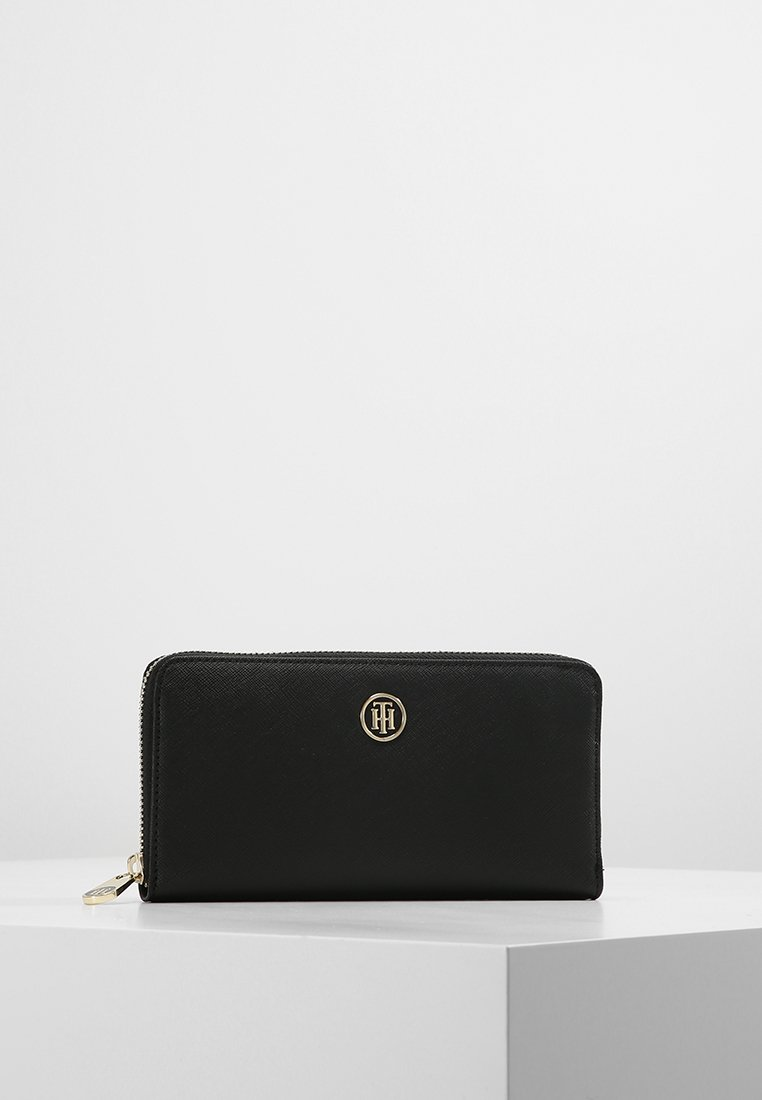 Tommy Hilfiger - HONEY LARGE  - Wallet - black