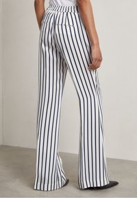 Hunkydory - RON - Trousers - true navy stripe - 1