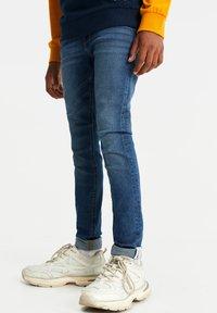WE Fashion - Jeans slim fit - blue - 1