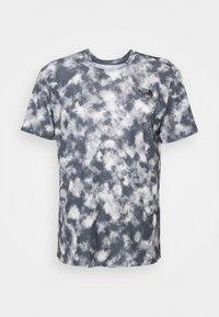 The North Face - PRINTED WANDER - Print T-shirt - vanadis grey - 4