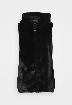 ONLMALOU WAISTCOAT - Waistcoat - black