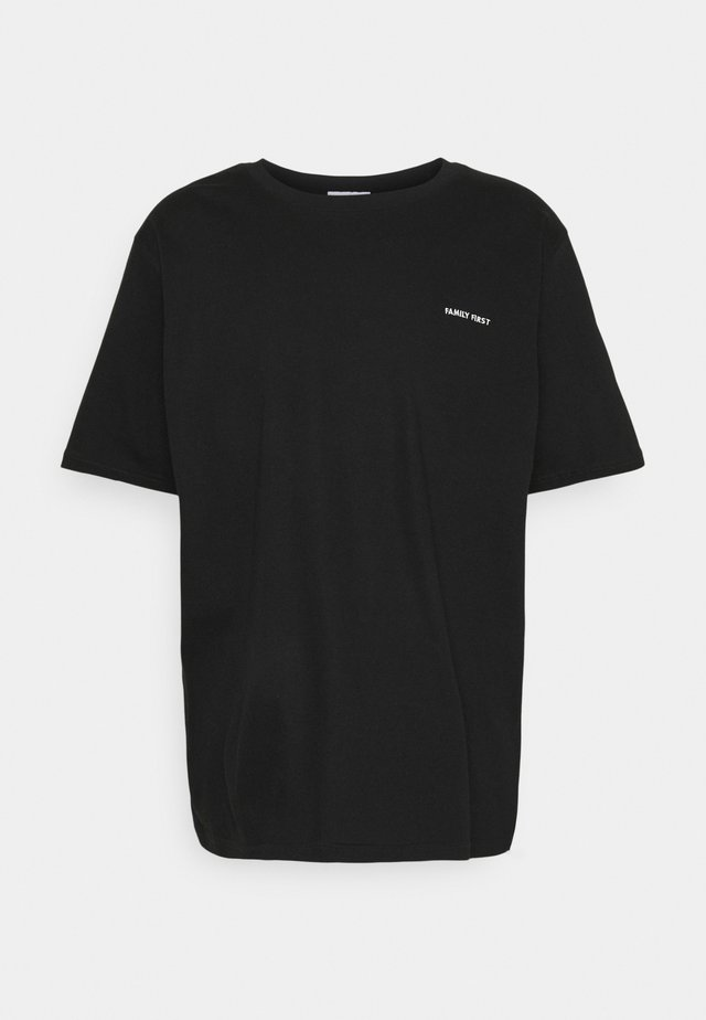 SYMBOL - T-shirt basique - black
