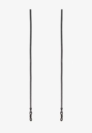 CHUNKY BLACK CHAIN - Other - black