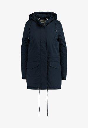 ARIEL - Vinterkåpe / -frakk - navy blue